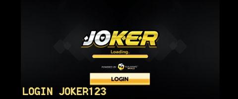 login joker123